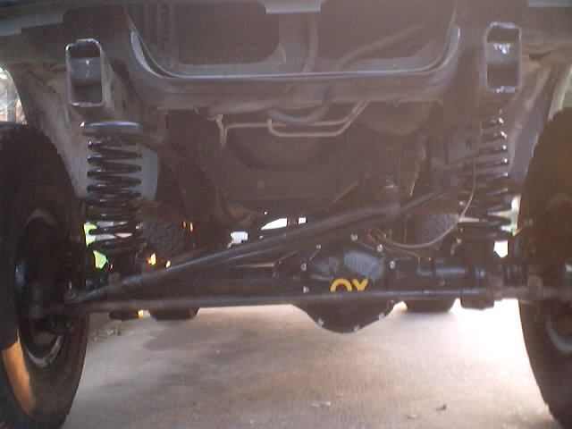Black Ox Solid Axle Swap 1991 | Ford Explorer and Ford Ranger Forums